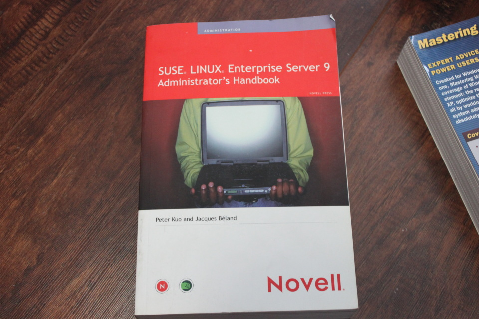 suse linux enterprise server 9 administrators handbook